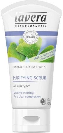 Скраб для лица - Lavera Purifying Scrub