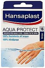 Духи, Парфюмерия, косметика Водоотталкивающие пластыри для рук и пальцев - Hansaplast Aqua Protect Hand