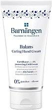Парфумерія, косметика Живильний крем для сухої шкіри рук - Barnangen Balans Caring Hand Cream
