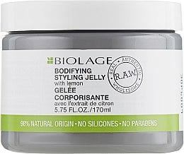 Парфумерія, косметика Стайлінг-желе для об'єму волосся - Matrix Biolage R.A.W. Uplift Bodifying Styling Jelly