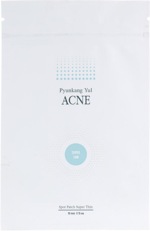 Патчи от прыщей - Pyunkang Yul Acne Spot Patch Super Thin