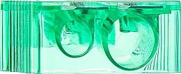 Духи, Парфюмерия, косметика Точилка косметическая двойная 9199, зеленая - SPL