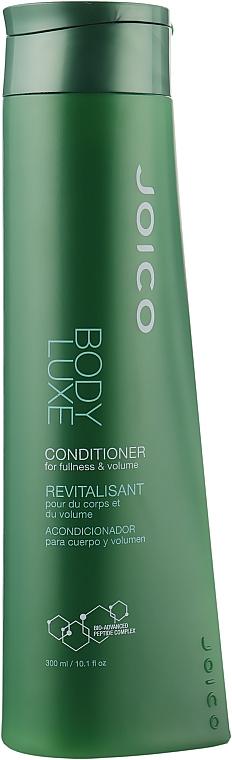 Кондиціонер для пишності та об'єму - Joico Body Luxe Conditioner for Fullness and Volume — фото N1