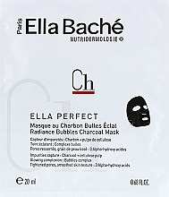 Духи, Парфюмерия, косметика Кислородная маска с углём для сияния кожи - Ella Bache Ella Perfect Radiance Bubbles Charcoal Mask