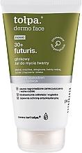 Духи, Парфюмерия, косметика Гель для умывания на основе глины - Tolpa Dermo Face Futuris 30+ Cleansing Gel