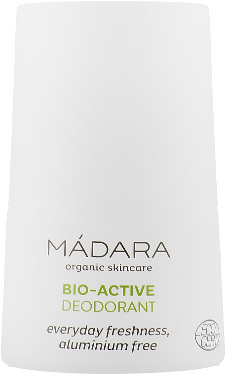 Дезодорант био-актив - Madara Cosmetics Bio-Active Deodorant