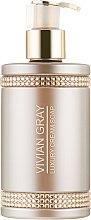 Духи, Парфюмерия, косметика Жидкое крем-мыло - Vivian Gray Brown Crystals Luxury Cream Soap