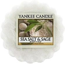 Духи, Парфюмерия, косметика Ароматический воск - Yankee Candle Sea Salt & Sage Wax Melts