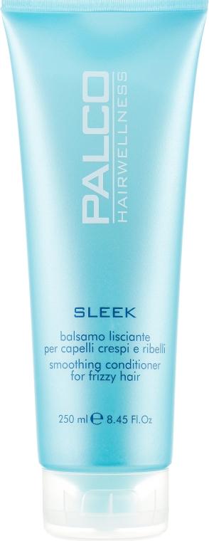 Бальзам разглаживающий для непослушных волос - Palco Professional Sleek Hair Balsamo