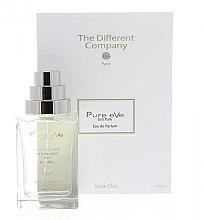 Духи, Парфюмерия, косметика The Different Company Pure eVe - Парфюмированная вода (тестер с крышечкой)