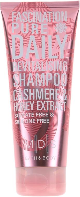 """Восстанавливающий шампунь """"Очарование чистотой"""" - Mades Cosmetics Bath & Body Shampoo"""
