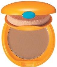 Духи, Парфюмерия, косметика Солнцезащитное компактное тональное средство - Shiseido Tanning Compact Foundation N SPF 6