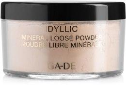 Минеральная рассыпчатая пудра - Ga-De Idyllic Mineral Loose Powder — фото N3