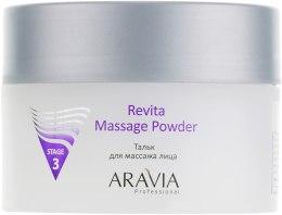 Духи, Парфюмерия, косметика РАСПРОДАЖА Тальк для массажа лица - ARAVIA Professional Revita Massage Powder *