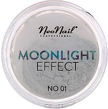 """Духи, Парфюмерия, косметика Глиттер для дизайна ногтей """"Эффект лунного света"""" - NeoNail Professional Moonlight Effect"""