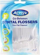 Парфумерія, косметика Флосер - Beauty Formulas Active Oral Care Dental Flossers