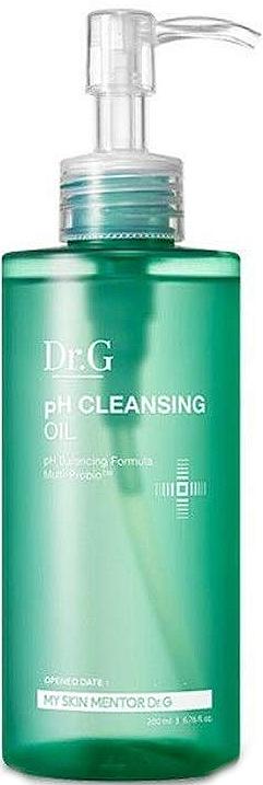Гидрофильное масло для снятия макияжа - Dr.G pH Cleansing Oil
