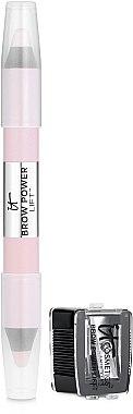 Двусторонний карандаш для бровей - It Cosmetics Brow Power Lift Pencil — фото N1