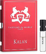 Духи, Парфюмерия, косметика Parfums de Marly Kalan - Парфюмированная вода (пробник)