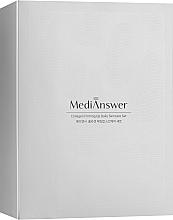 Духи, Парфюмерия, косметика Набор - About Me MediAnswer (gel/130ml + gel/20ml + emulsion/130ml + emulsion/20ml)