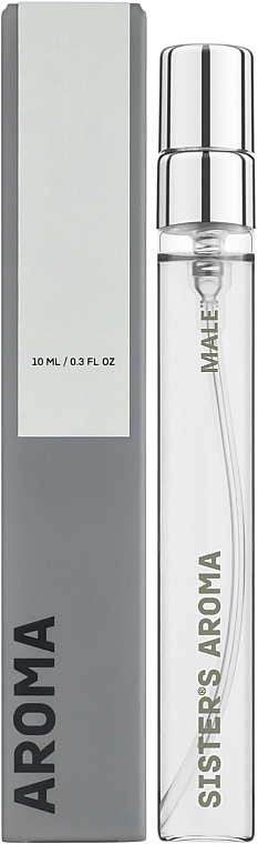 Sister's Aroma Male - Парфюмированная вода (мини)