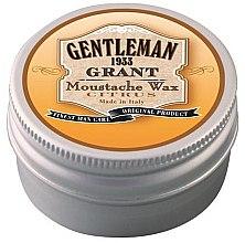 Духи, Парфюмерия, косметика Воск для усов - Gentleman Grant Moustache Wax Citrus