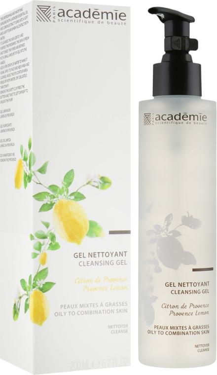 """Гель для умывания """"Прованский лимон"""" - Academie Gel nettoyant"""