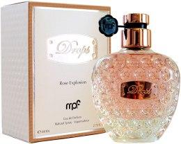 Духи, Парфюмерия, косметика My Perfumes Drops Rose - Парфюмированная вода (тестер без крышечки)
