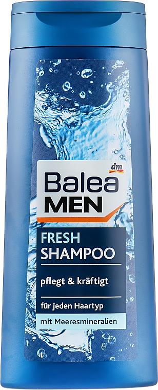 Мужской освежающий шампунь - Balea Fresh Shampoo Men
