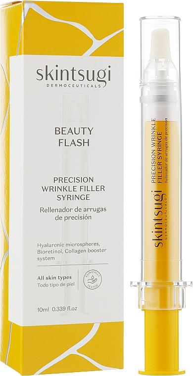 Сыворотка-филлер - Skintsugi Beauty Flash Precision Wrinkle Filler Syringe