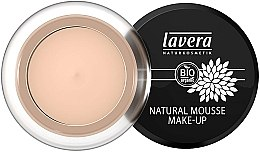 Духи, Парфюмерия, косметика Тональный мусс для лица - Lavera Natural Mousse Make Up