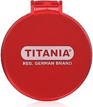 Карманное зеркальце в рамочке - Titania  — фото N2