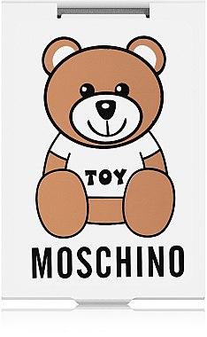 "Зеркало прямоугольное ""Moschino"" бело-коричневое - Rapira"
