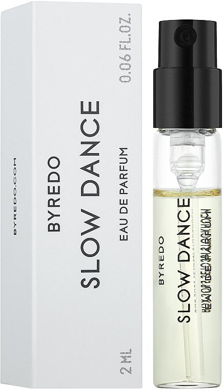 Byredo Slow Dance - Парфюмированная вода (пробник)