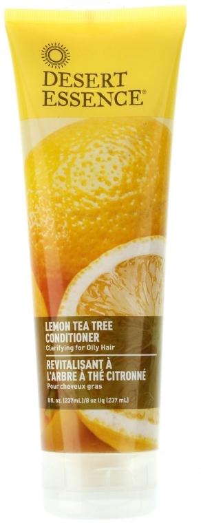 """Кондиционер """"Лимон-Чайное дерево"""" - Desert Essence Lemon Tea Tee Conditioner"""