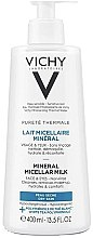 Духи, Парфюмерия, косметика Мицеллярное молочко для сухой кожи лица и глаз - Vichy Purete Thermale Mineral Micellar Milk For Dry Skin