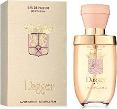 Духи, Парфюмерия, косметика Dina Cosmetics Dagger - Парфюмированная вода