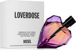 Духи, Парфюмерия, косметика Diesel Loverdose - Парфюмированная вода (тестер с крышечкой)