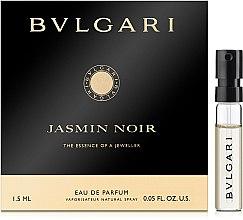 Духи, Парфюмерия, косметика Bvlgari Jasmin Noir - Парфюмированная вода (пробник)