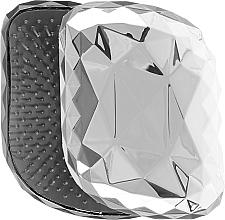 Духи, Парфюмерия, косметика Щетка для волос, серебристая - Twish Spiky 4 Hair Brush Diamond Silver