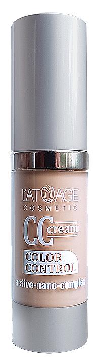 Тональный крем - Latuage Cosmetic CC cream