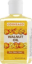 Духи, Парфюмерия, косметика Масло грецкого ореха для тела и волос - Cosheaco Walnut Oil