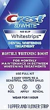 Духи, Парфюмерия, косметика Отбеливающие полоски для зубов - Crest 3D White Whitestrips Monthly Whitening Boost