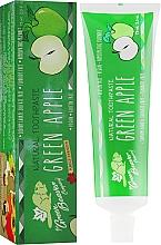"""Духи, Парфюмерия, косметика Зубная паста """"Green Apple"""" со вкусом зеленого яблока - Green Beaver Toothpaste"""