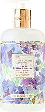 Парфумерія, косметика Рідке мило для рук - Baylis & Harding Royale Bouquet Lilac & English Lavender Hand Wash