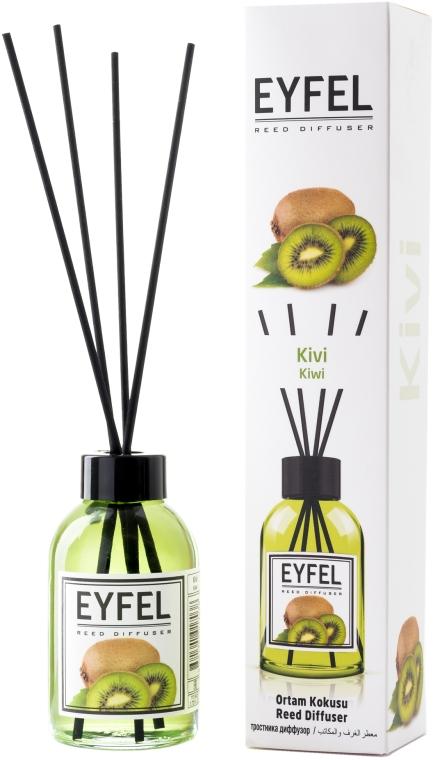 "Аромадиффузор ""Киви"" - Eyfel Perfume Reed Diffuser Kiwi"