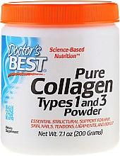 Парфумерія, косметика Колаген 1 і 3 типу (у порошку) - Doctor's Best Best Collagen Types 1 & 3 Powder