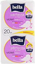 Духи, Парфюмерия, косметика Прокладки Perfecta Violet Deo Fresh Extra Ultra, 10+10шт - Bella