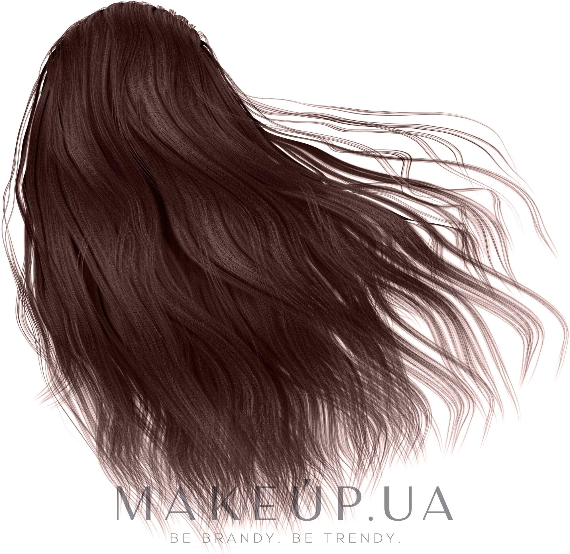 Краска для волос - Brelil Colorianne Cream Coloring Treatment — фото 4.3 - Каштаново-золотой