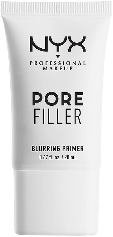 Праймер с эффектом заполнения пор и морщин - NYX Professional Makeup Pore Filler